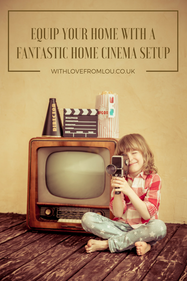Equip Your Home With a Fantastic Home Cinema Setup