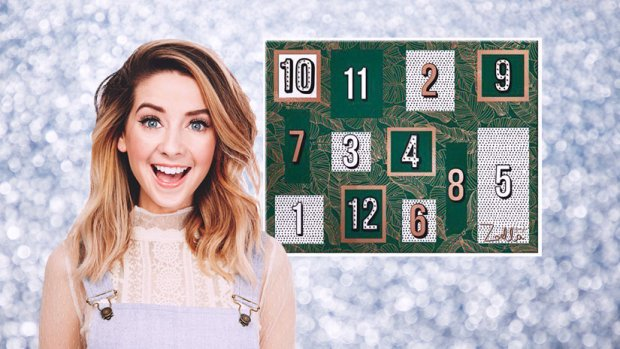 Zoella 12 Days of Christmas Advent Calendar