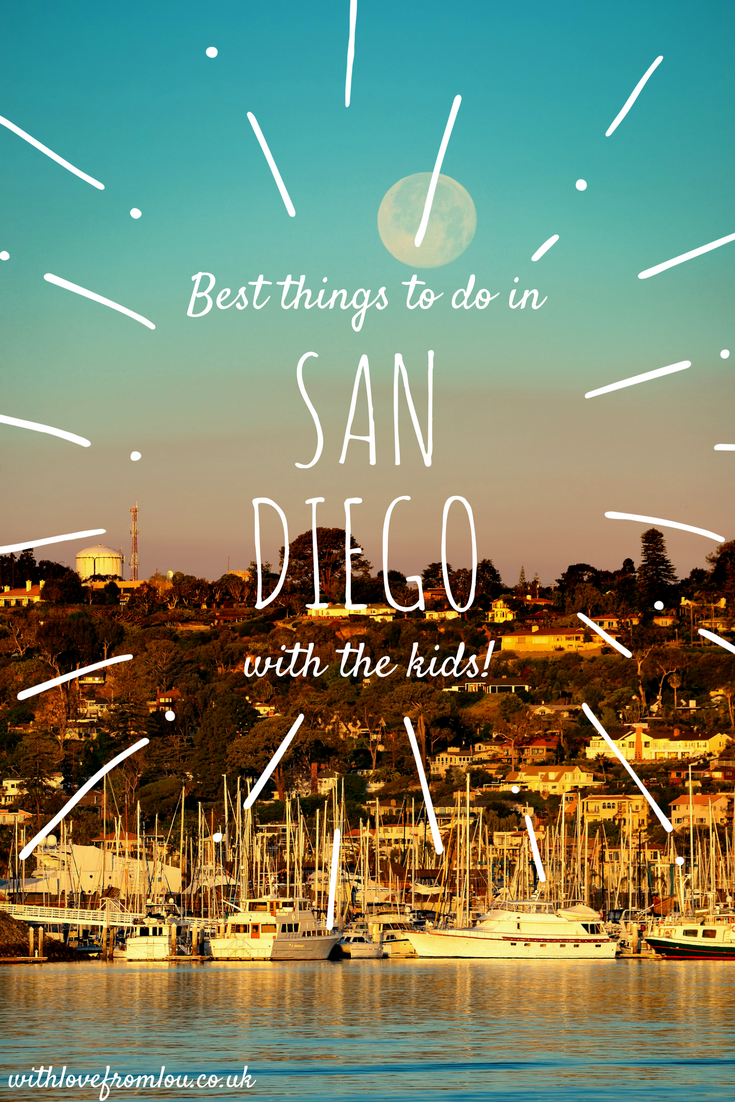 Best Things to Do for Kids in San Diego