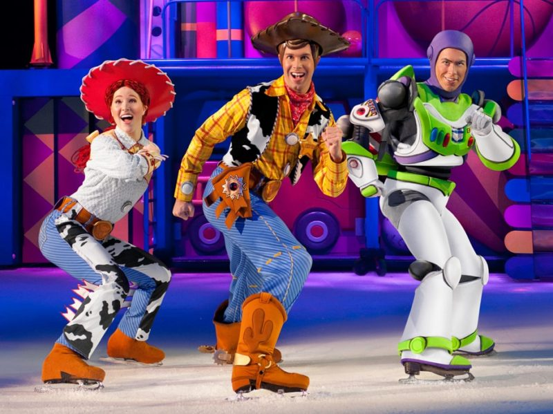 Disney on Ice World of Enchantments