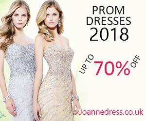 joanne's prom dresses 2018