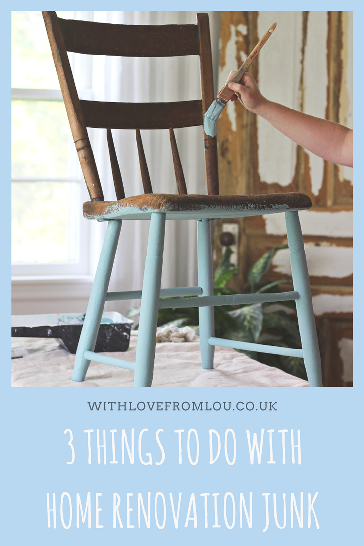 3 Things To Do With Home Renovation Junk