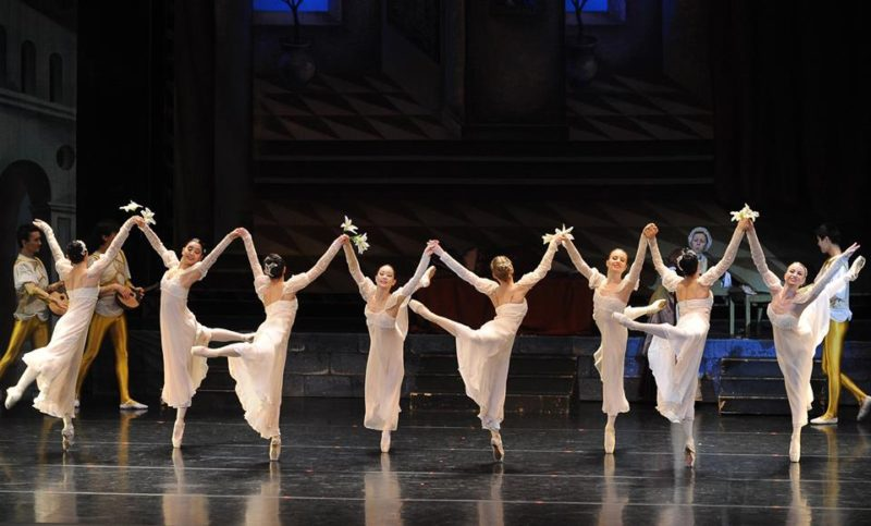 Moscow City Ballet's Romeo and Juliet