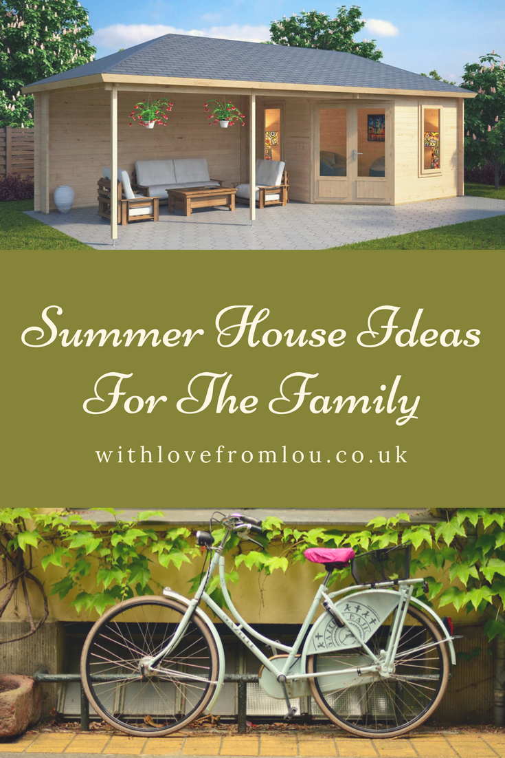 Summer House Ideas for the Family