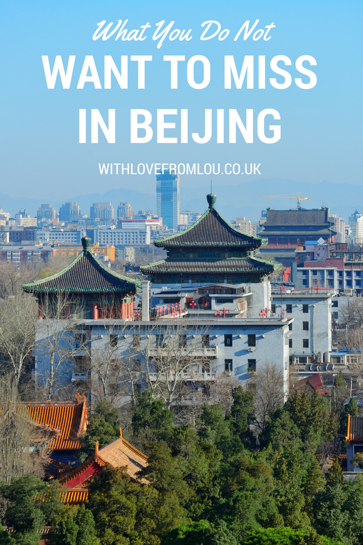 What You Do Not Want To Miss In Beijing