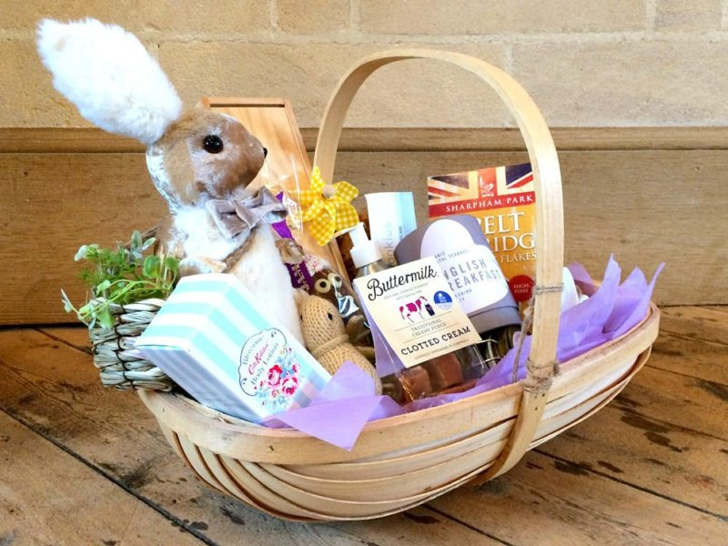 Sick Of Eggs? These Easter Treats Are More Egg-Citing