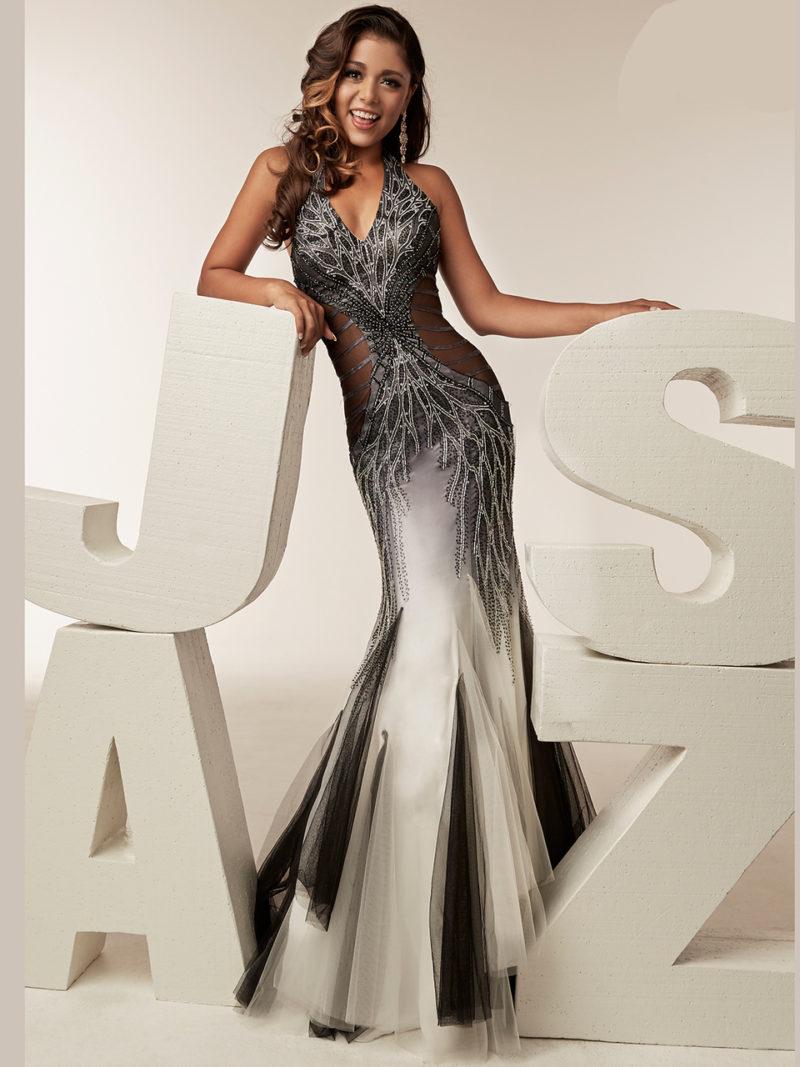 Mermaid-Style Dress
