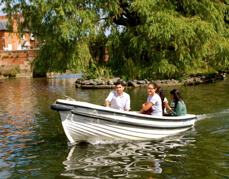 Boating in Stratford-Upon-Avon