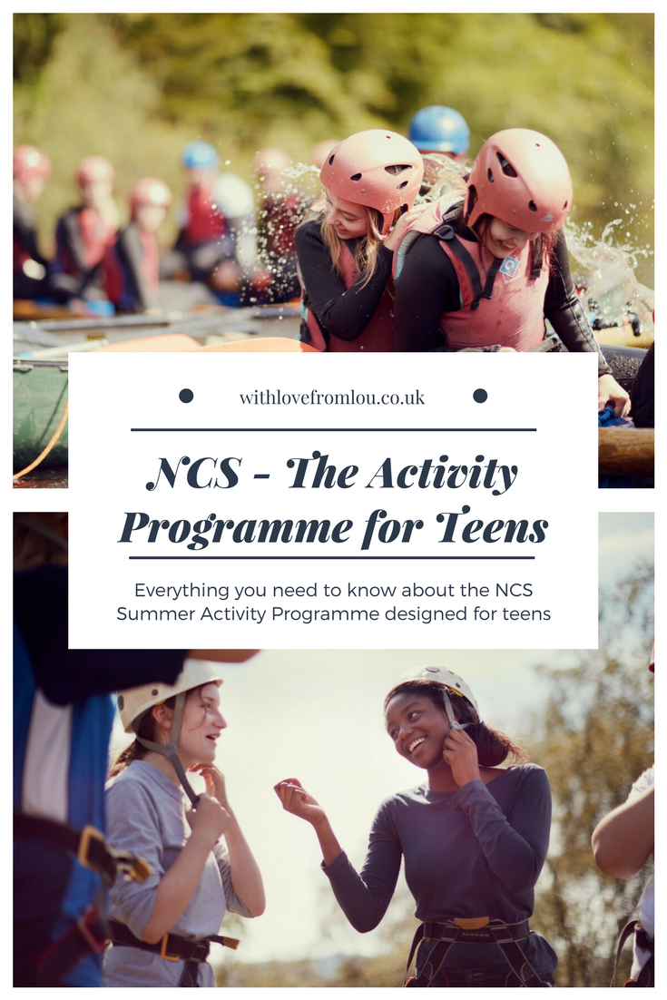 NCS - The Summer Activity Programme Designed for Teens