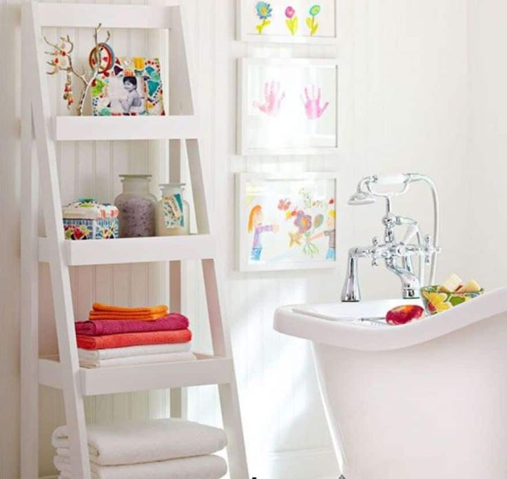 Fall In Love With Your Small Bathroom