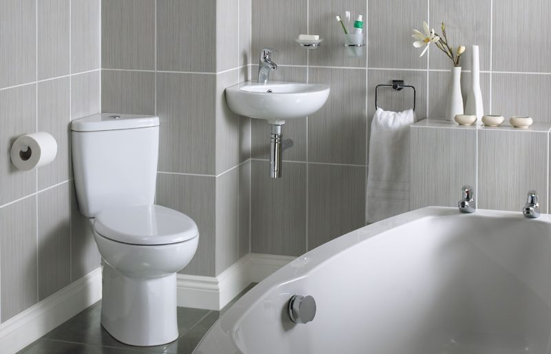 Fall In Love With Your Small Bathroom With Love From Lou