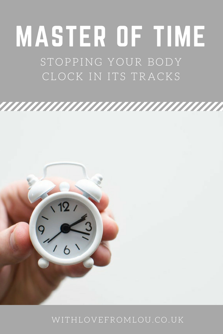 Master Of Time: Stopping Your Body Clock In Its Tracks