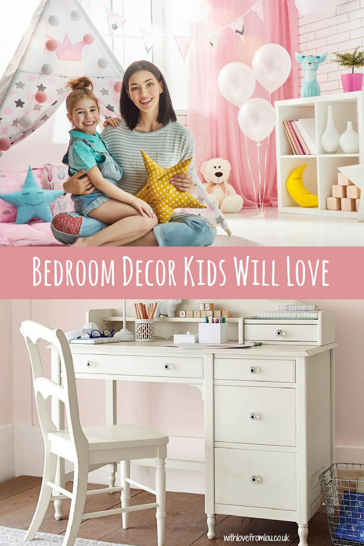 Bedroom Décor Your Kids Will Actually Appreciate