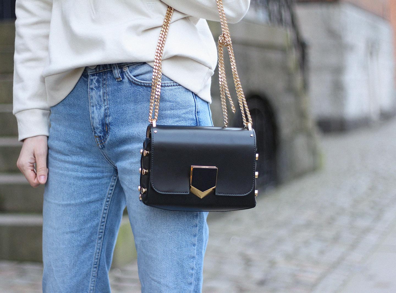 Jimmy Choo Lockett Petite Handbag