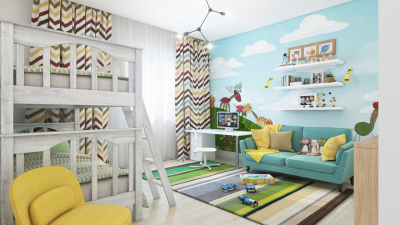 Bedroom Decor Your Kids Will Actually Appreciate