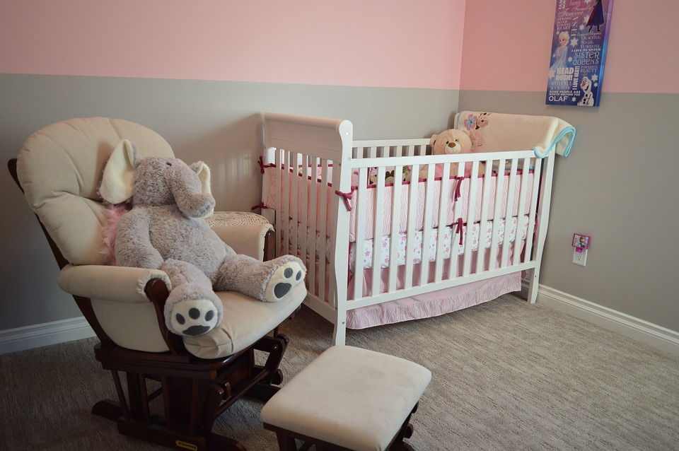 Unplanned Baby? How To Change Your Home