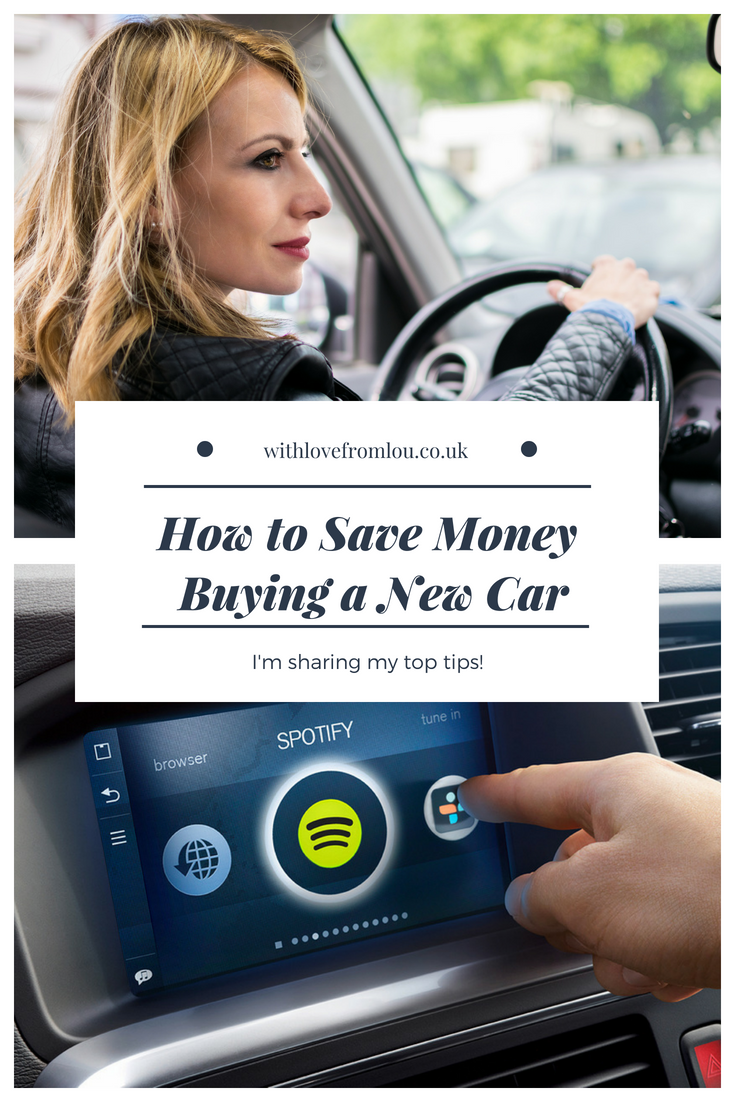 How to Save Money When Buying a New Car