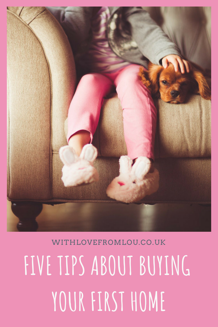 Five Tips About Buying Your First Home