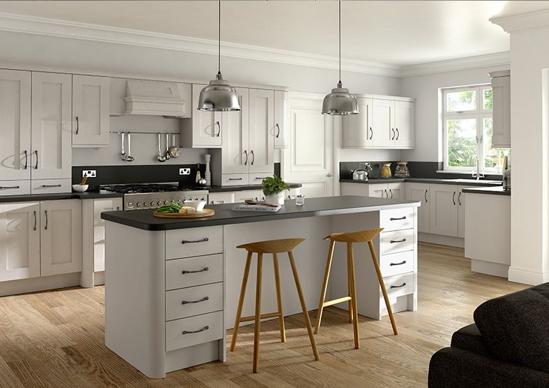 Gorgeous Kitchen Units from Kitchen Warehouse