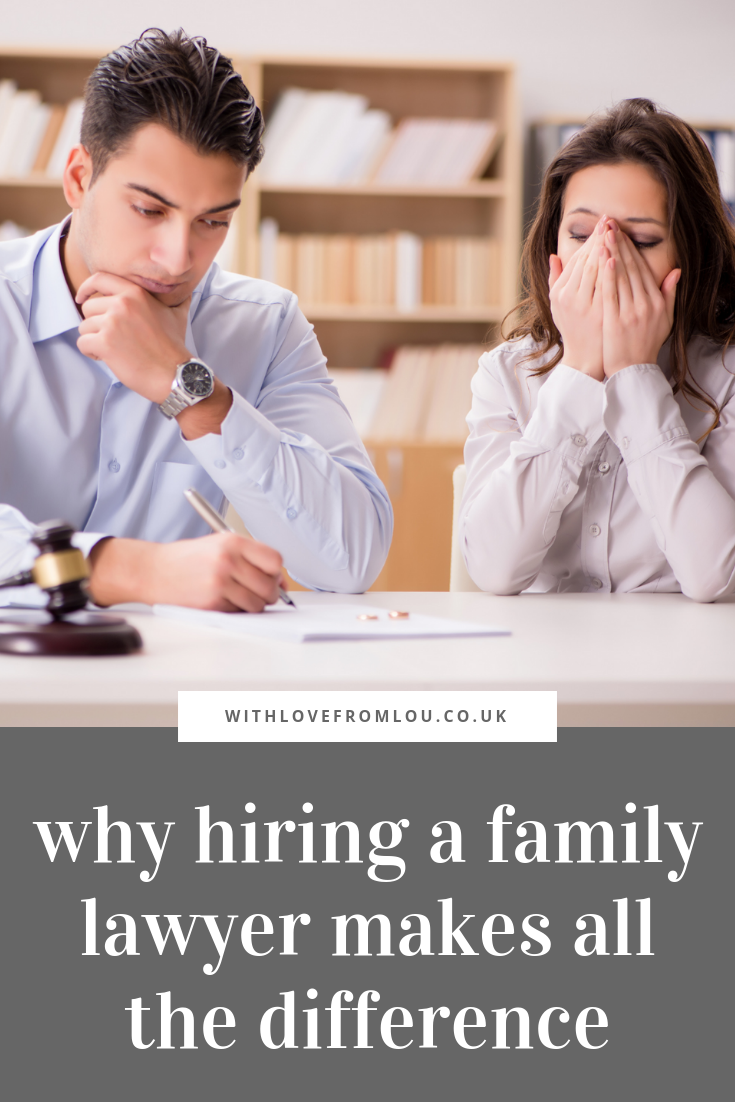 Why Hiring a Skilled Family Lawyer Makes All the Difference