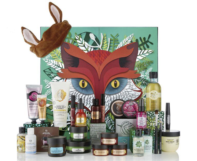 Body Shop Advent Calendar
