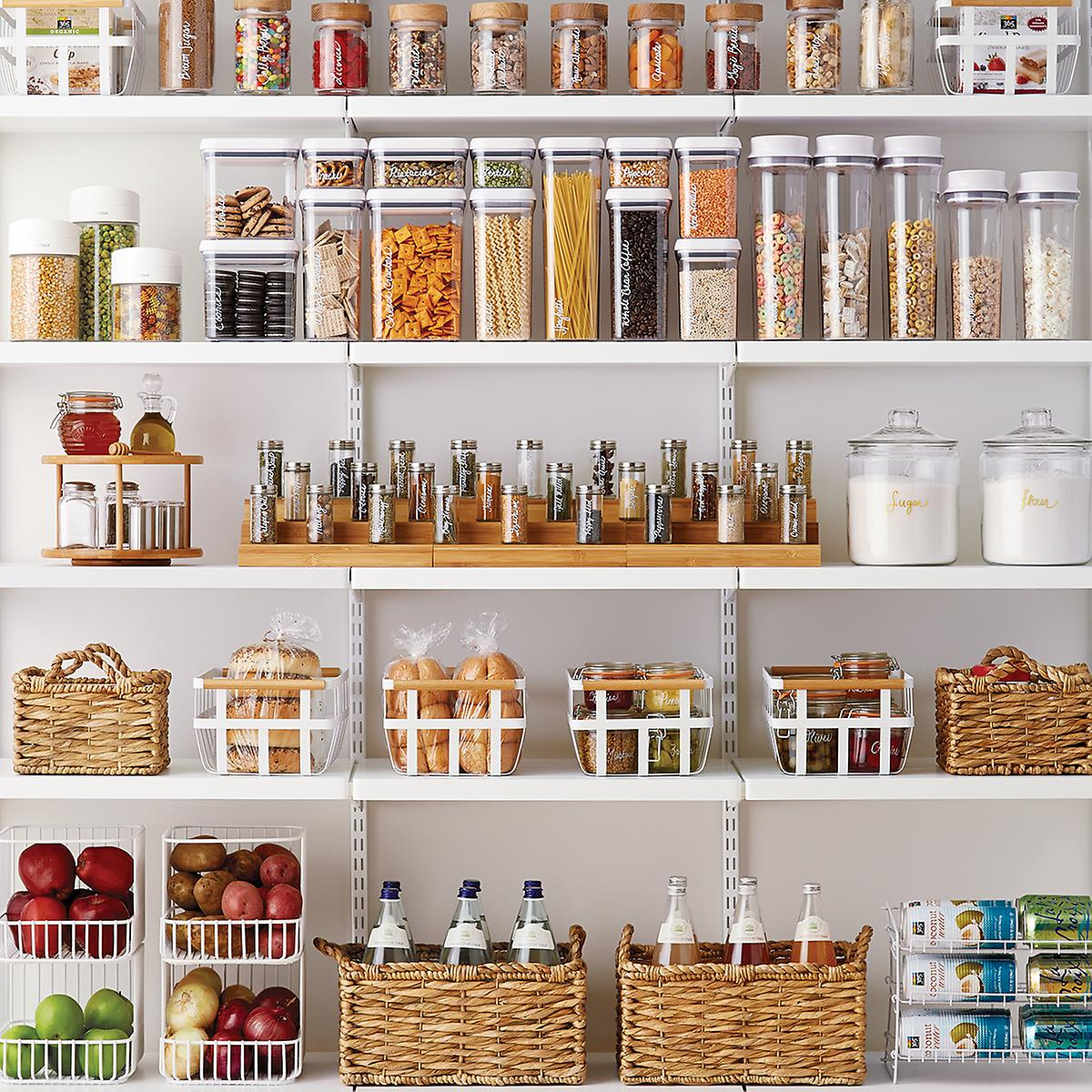Glass Storage Containers For Food