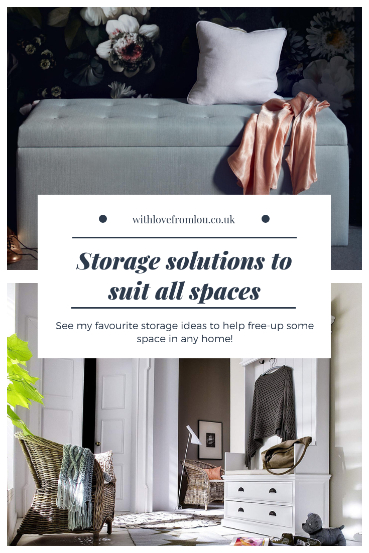 Storage Solutions To Suit All Spaces