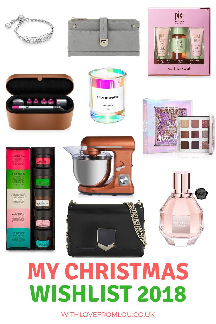 My Christmas Wishlist 2018