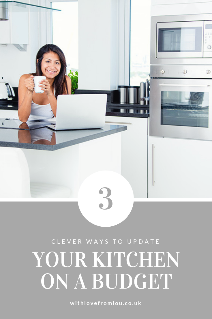 Clever ways to update your kitchen on a budget