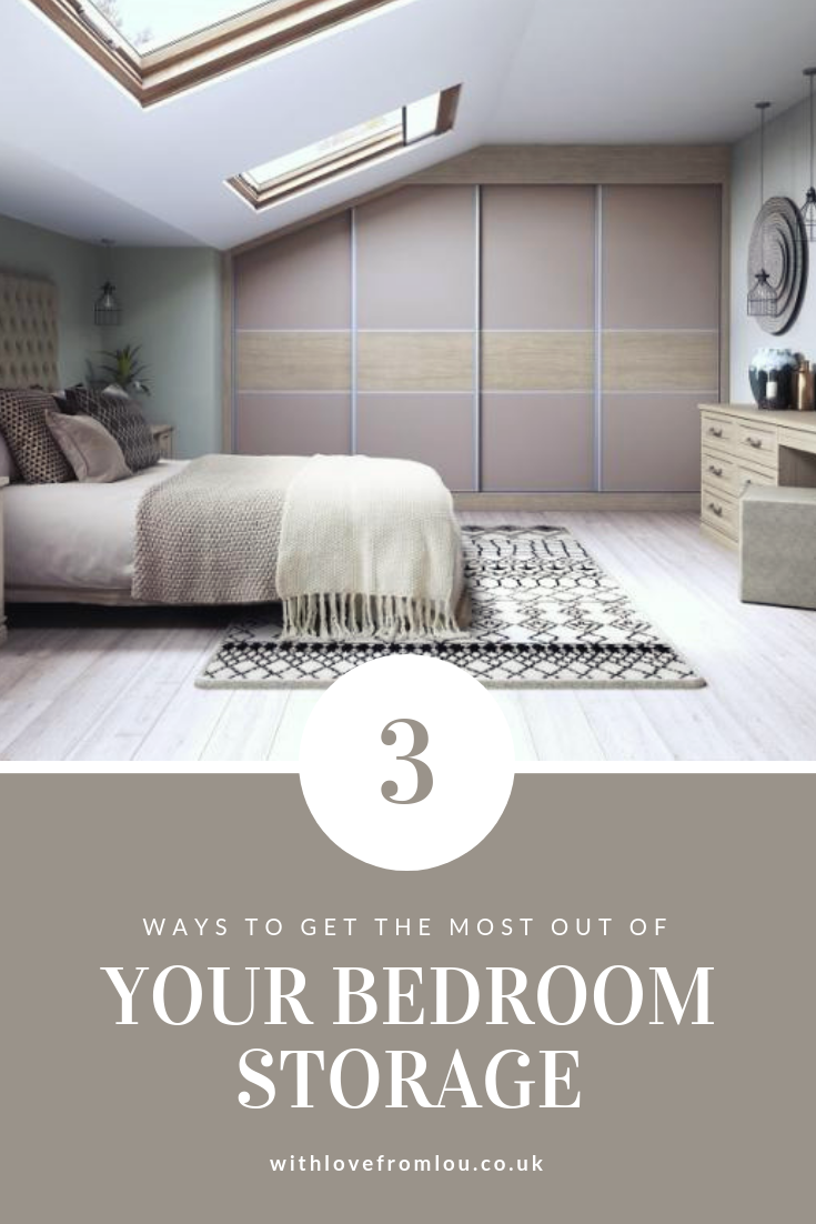 How to get the most out of your bedroom storage this winter