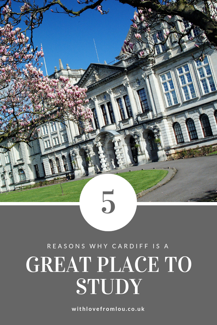 5 reasons why Cardiff is a great place to study