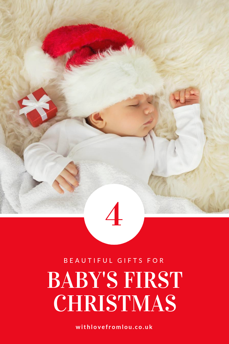 Beautiful Gifts for Baby's First Christmas