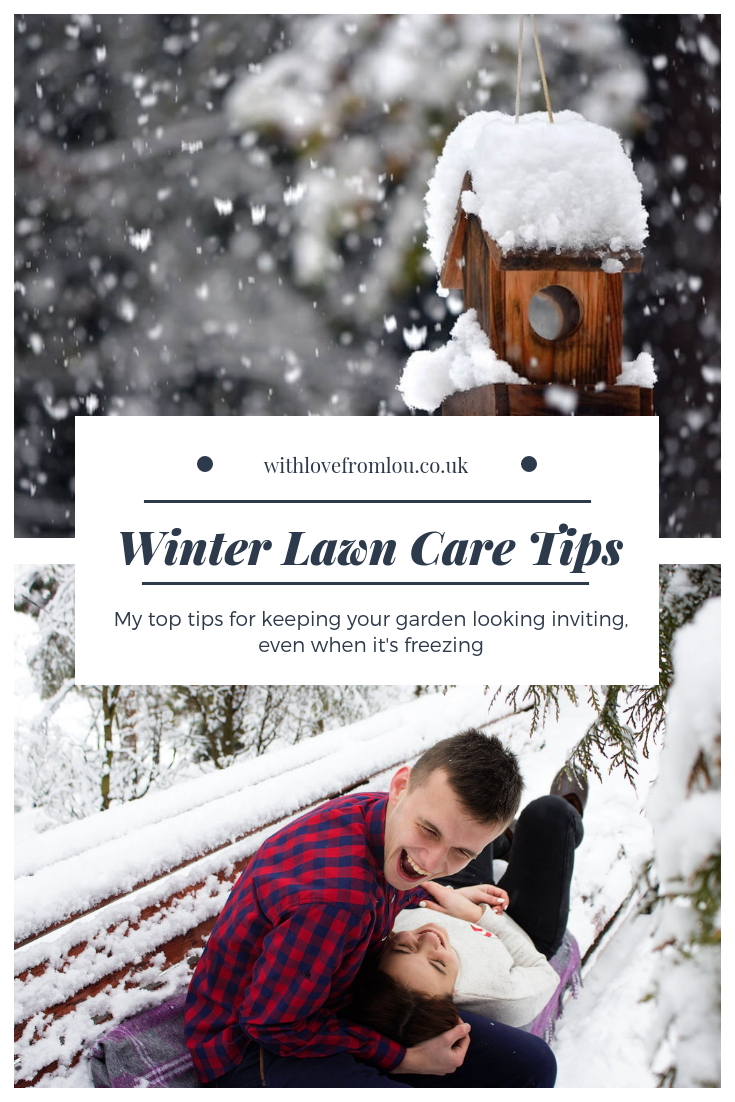 Winter Lawn Care Tips
